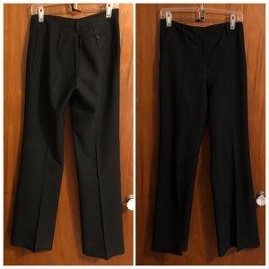 PANT Joseph Ribkoff 6L black front seam